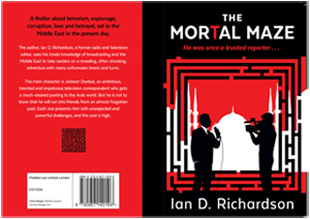 The Mortal Maze thriller